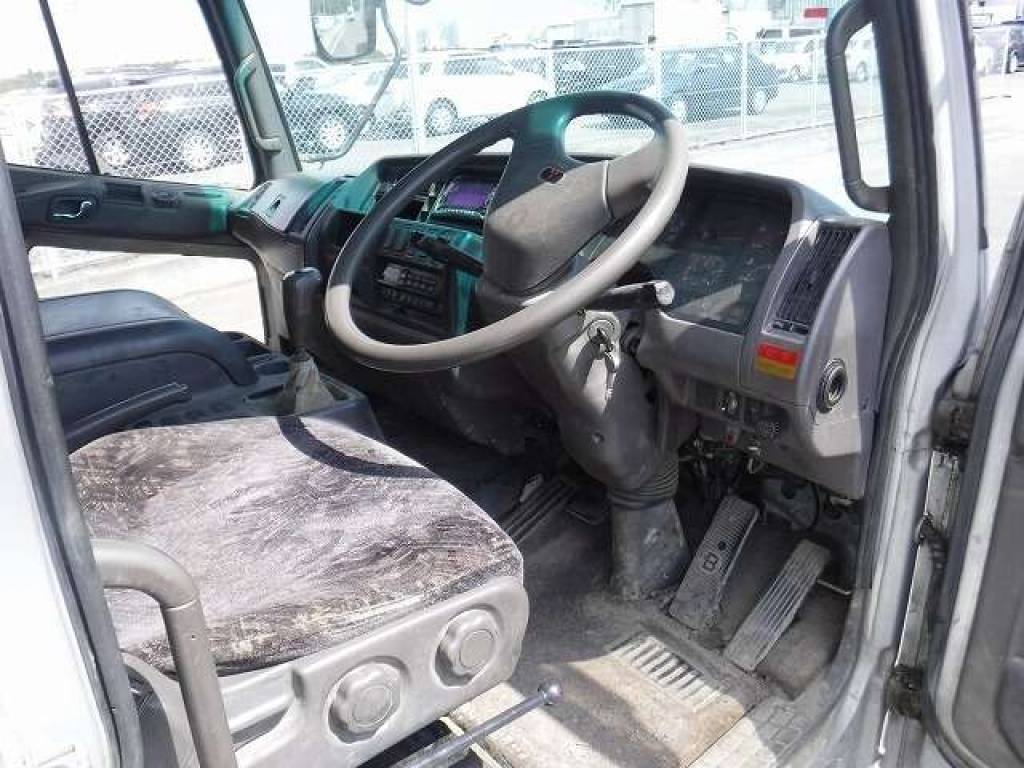 Used 1996 MT Mitsubishi Fuso Fighter FK619G Image[17]