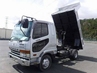 Mitsubishi Fuso Fighter 1996 from Japan