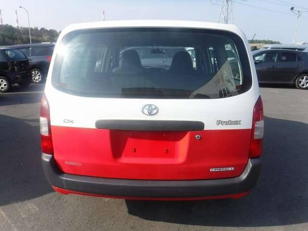 Used 2008 AT Toyota Probox Van NCP50V Image[3]