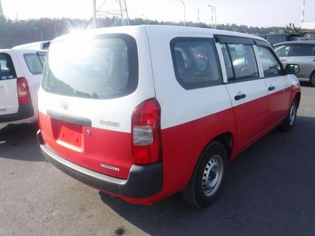 Used 2008 AT Toyota Probox Van NCP50V Image[5]