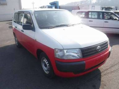 Toyota Probox Van 2008 from Japan