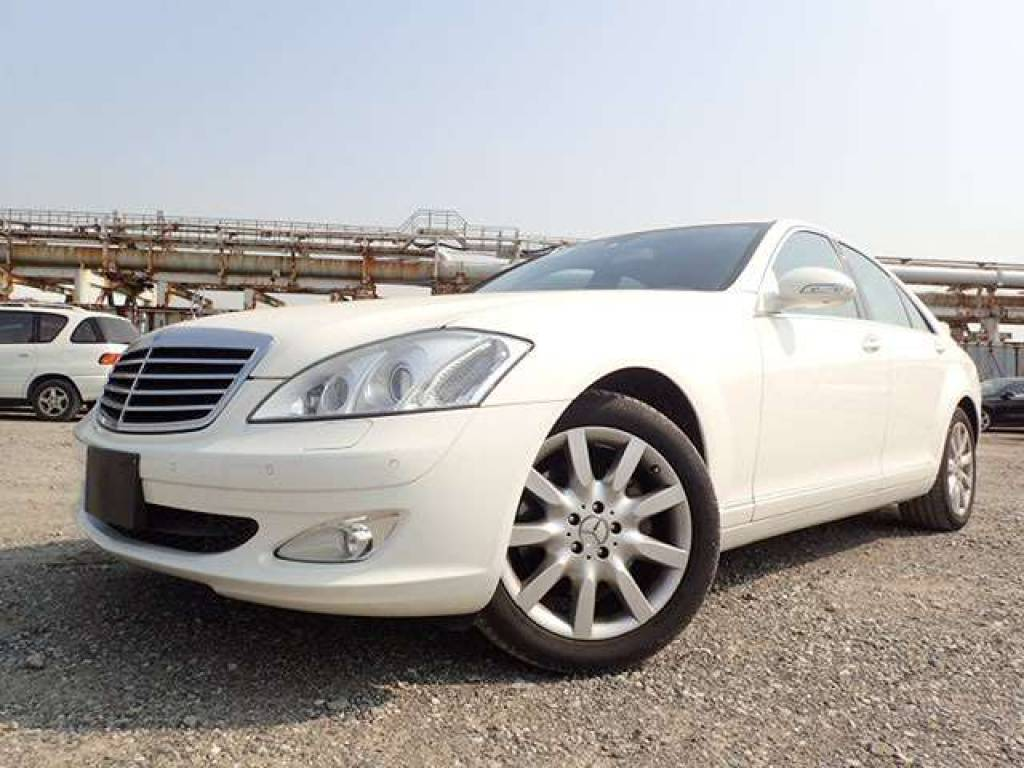 Used 2006 AT Mercedes Benz S-Class 221056
