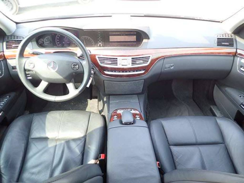 Used 2006 AT Mercedes Benz S-Class 221056 Image[6]
