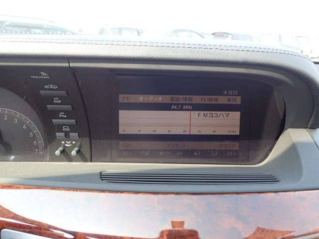 Used 2006 AT Mercedes Benz S-Class 221056 Image[11]