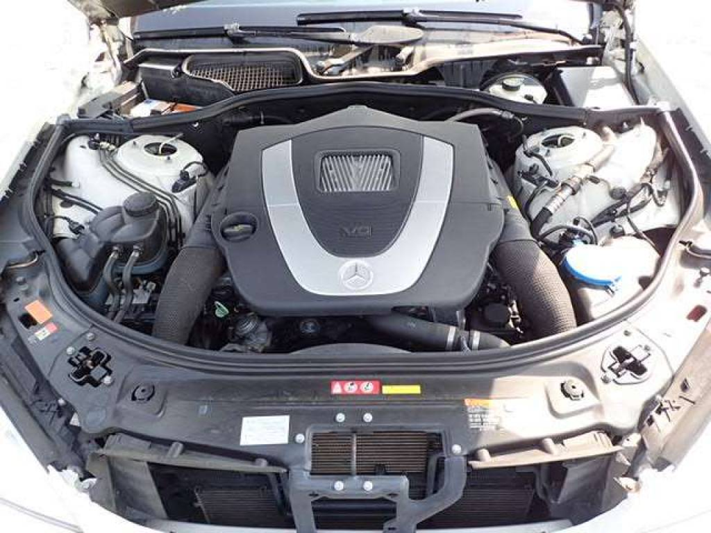 Used 2006 AT Mercedes Benz S-Class 221056 Image[18]