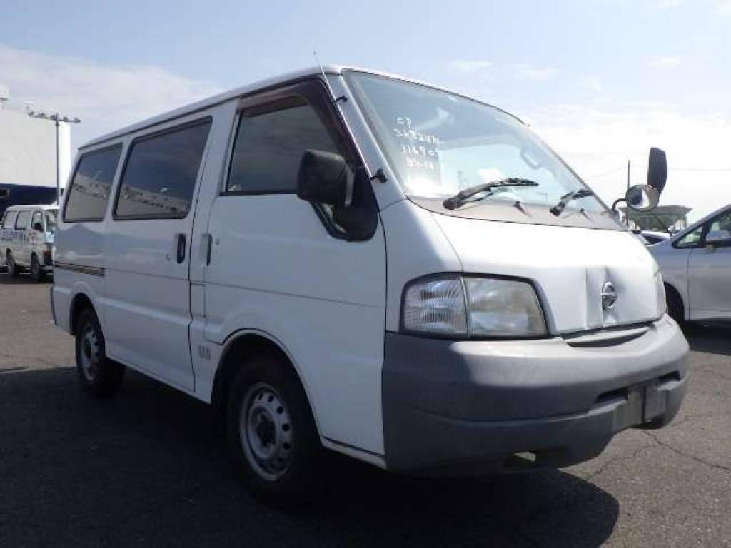 Used 2004 MT Nissan Vanette Van SK82VN