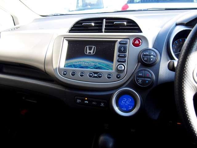 Used 2011 CVT Honda Fit Hybrid GP1 Image[5]
