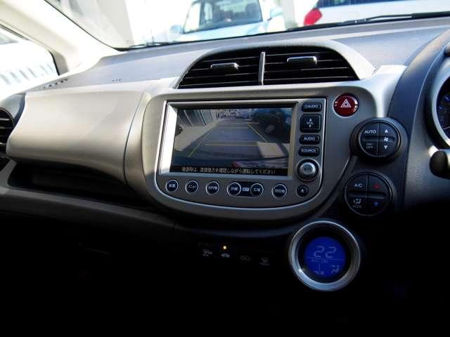 Used 2011 CVT Honda Fit Hybrid GP1 Image[6]