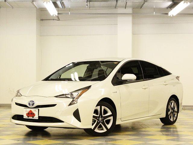 Used 2016 CVT Toyota Prius DAA-ZVW50