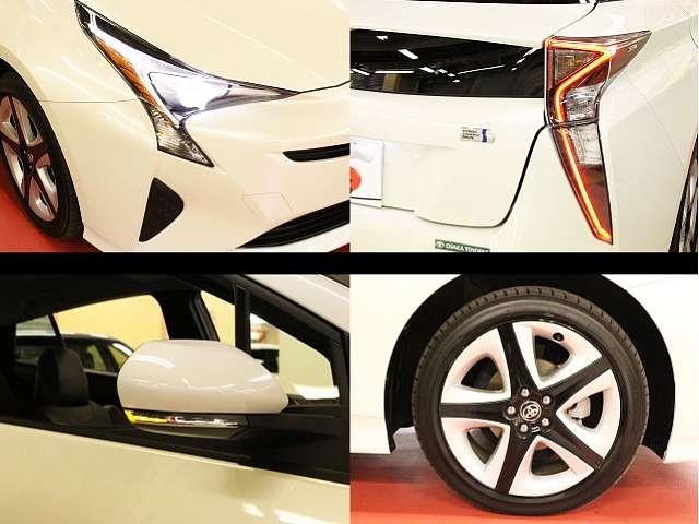 Used 2016 CVT Toyota Prius DAA-ZVW50 Image[8]
