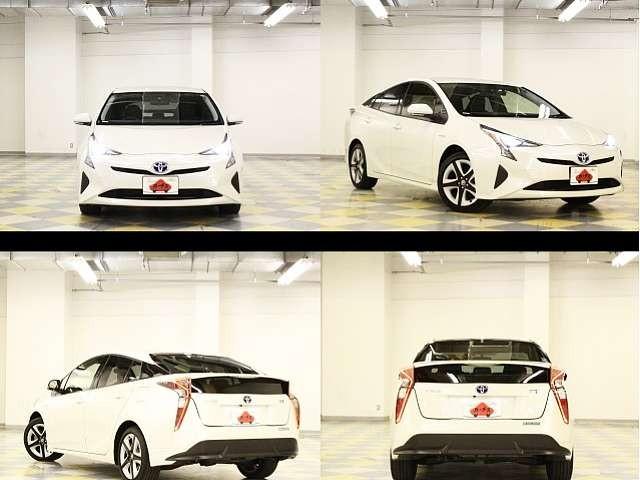 Used 2016 CVT Toyota Prius DAA-ZVW50 Image[9]