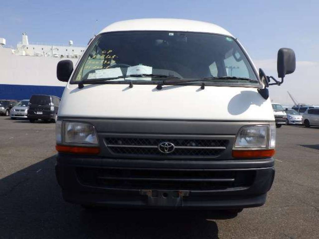Used 2002 AT Toyota Hiace Commuter RZH125B Image[4]
