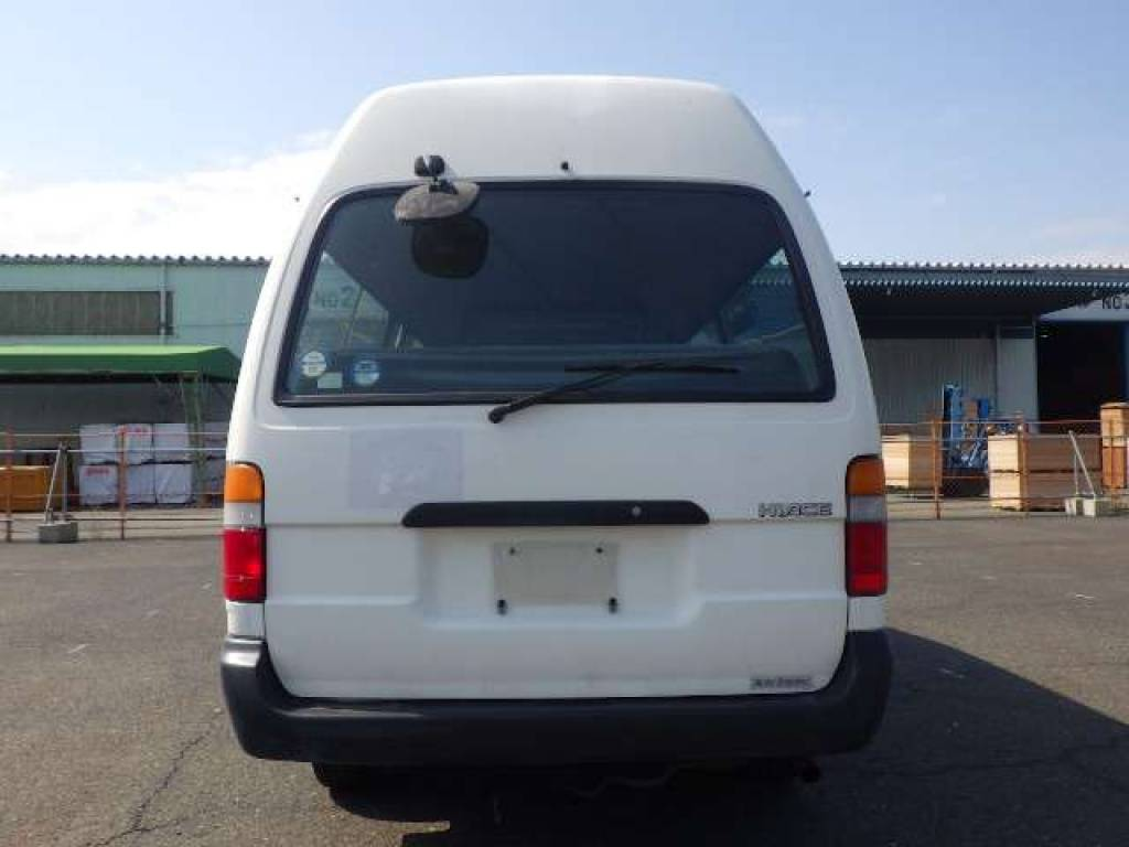 Used 2002 AT Toyota Hiace Commuter RZH125B Image[5]