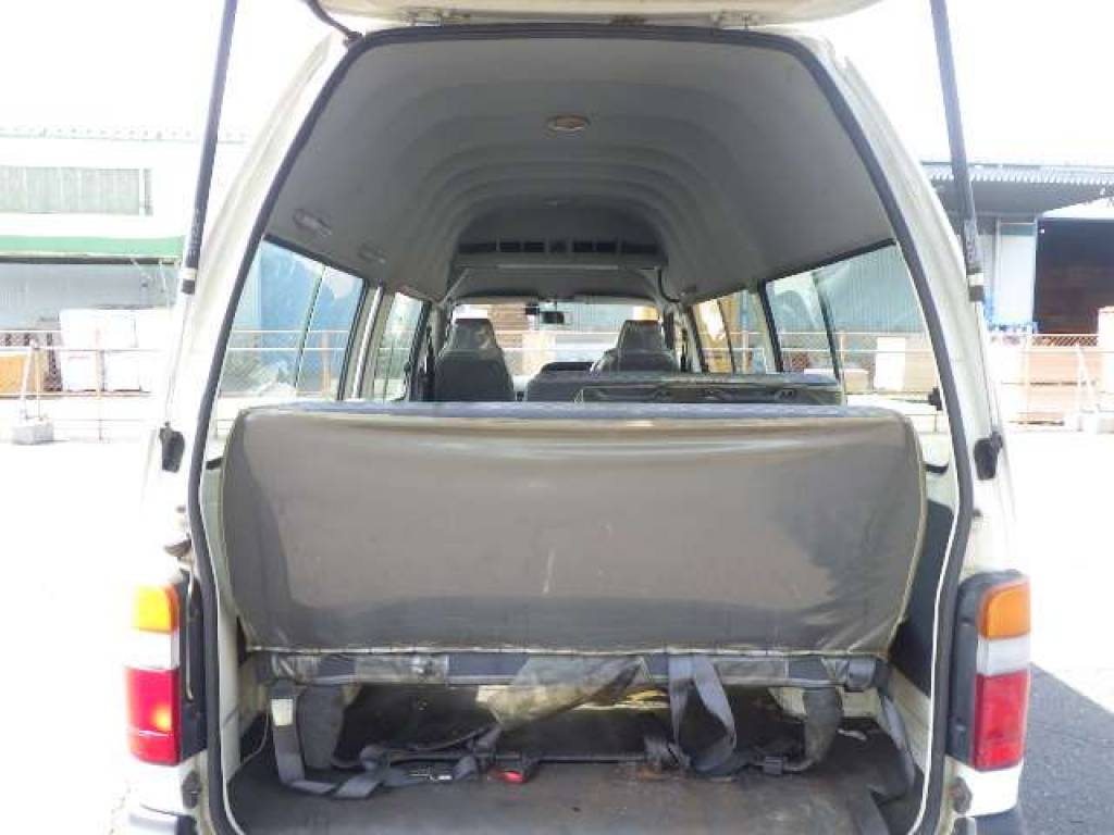 Used 2002 AT Toyota Hiace Commuter RZH125B Image[6]