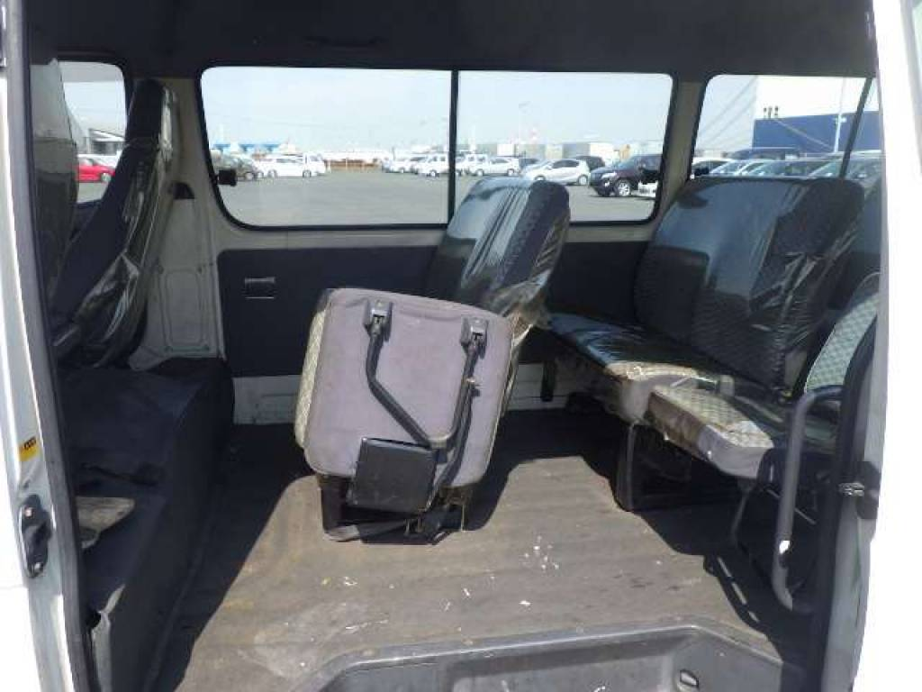 Used 2002 AT Toyota Hiace Commuter RZH125B Image[7]