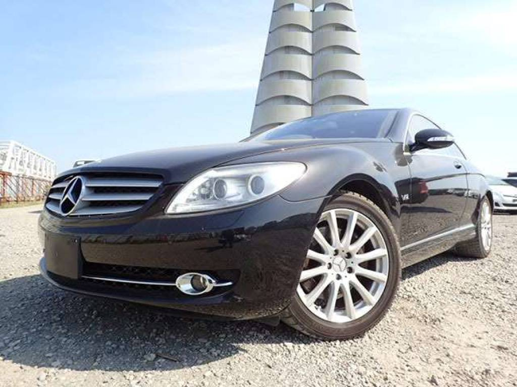 Used 2007 AT Mercedes Benz CL-Class 216376