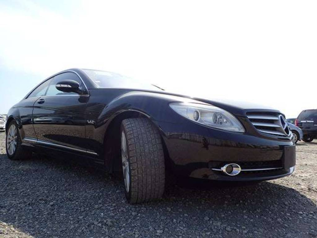 Used 2007 AT Mercedes Benz CL-Class 216376 Image[1]