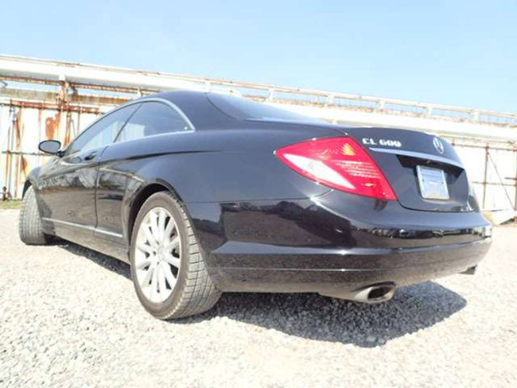 Used 2007 AT Mercedes Benz CL-Class 216376 Image[2]