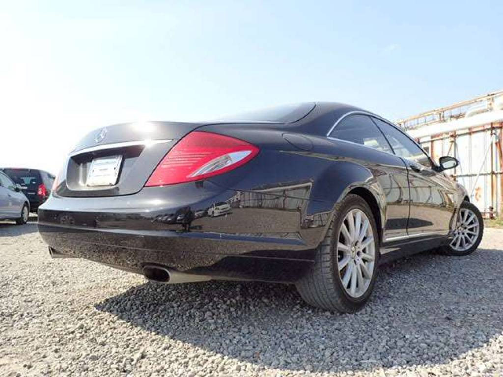 Used 2007 AT Mercedes Benz CL-Class 216376 Image[3]