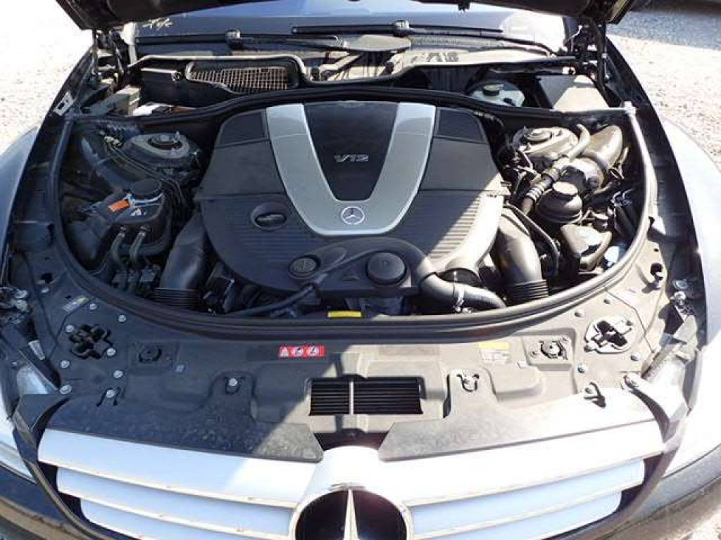 Used 2007 AT Mercedes Benz CL-Class 216376 Image[7]