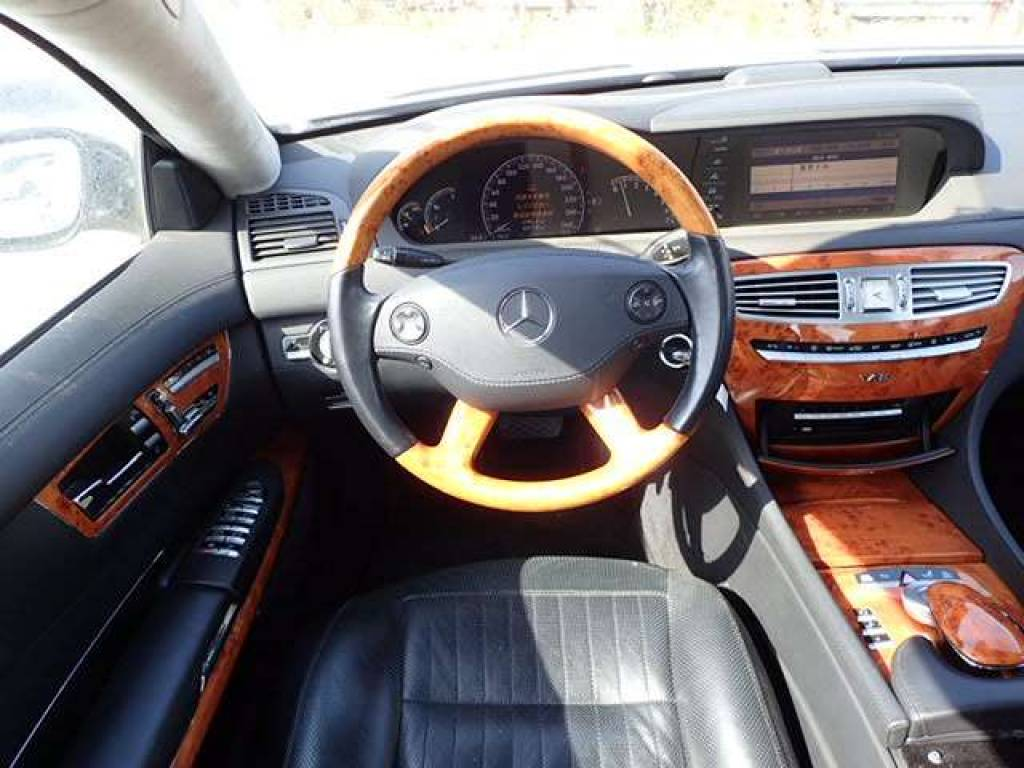 Used 2007 AT Mercedes Benz CL-Class 216376 Image[9]