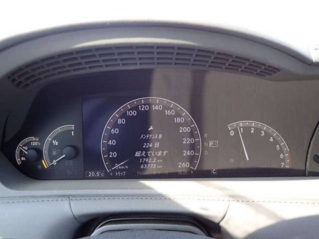 Used 2007 AT Mercedes Benz CL-Class 216376 Image[12]
