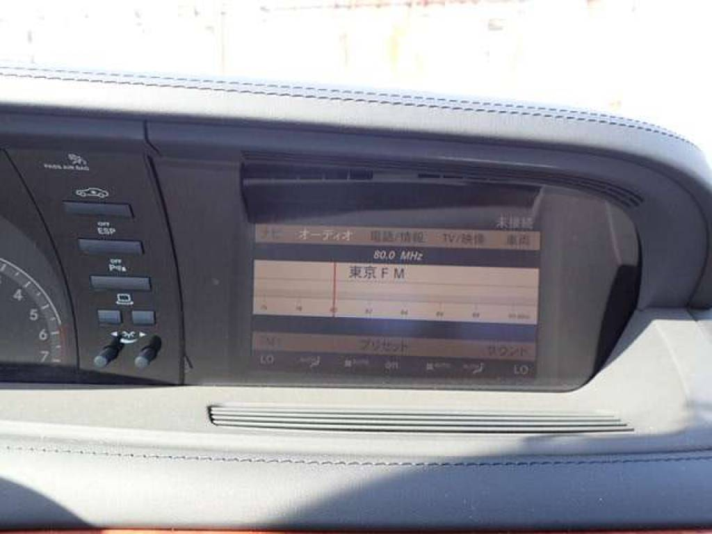 Used 2007 AT Mercedes Benz CL-Class 216376 Image[14]