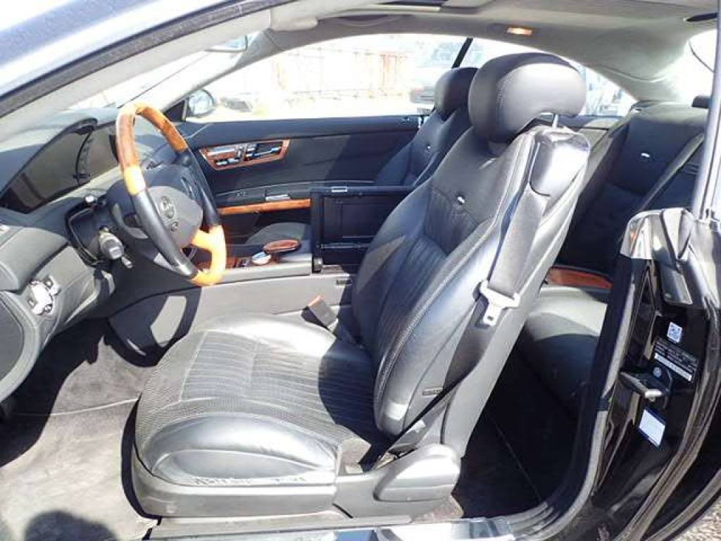 Used 2007 AT Mercedes Benz CL-Class 216376 Image[18]