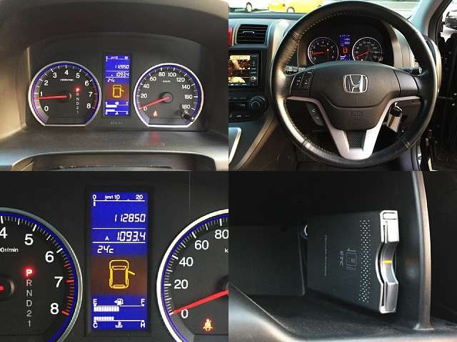 Used 2010 AT Honda CR-V DBA-RE3 Image[5]