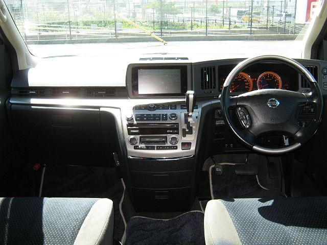 Used 2005 AT Nissan Elgrand CBA-E51 Image[1]