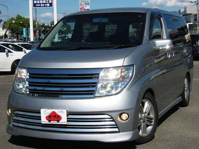 Used 2005 AT Nissan Elgrand CBA-E51 Image[9]