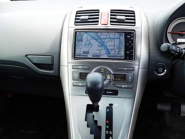 Used 2009 CVT Toyota Auris DBA-NZE151H Image[5]