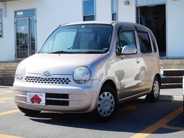 Used 2006 AT Daihatsu Move Latte DBA-L550S