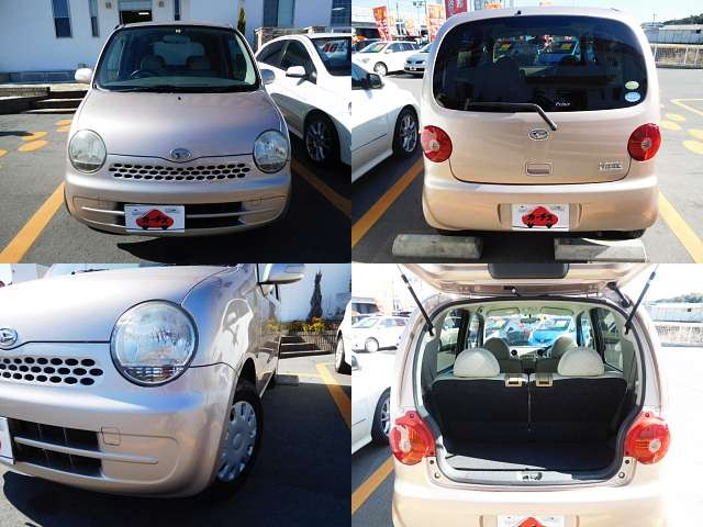 Used 2006 AT Daihatsu Move Latte DBA-L550S Image[9]