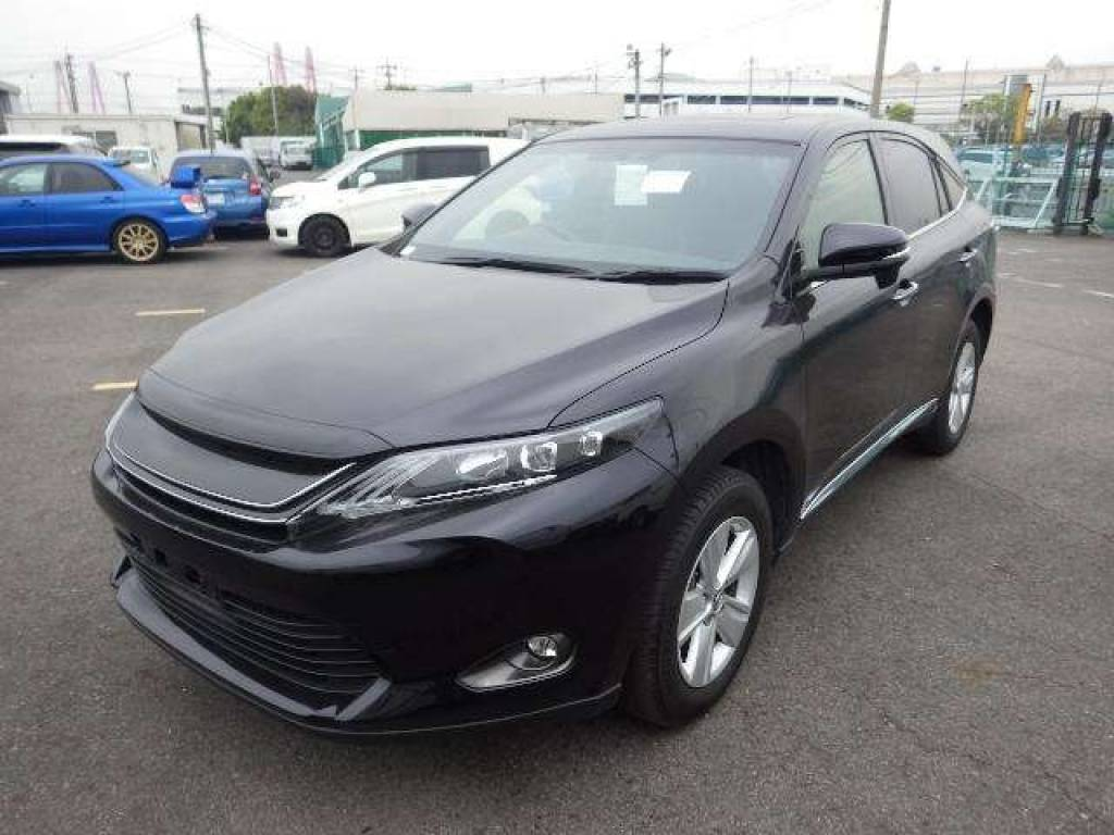 Used 2016 AT Toyota Harrier ZSU60W