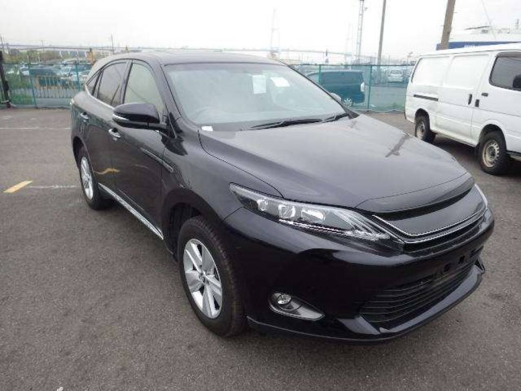 Used 2016 AT Toyota Harrier ZSU60W Image[1]