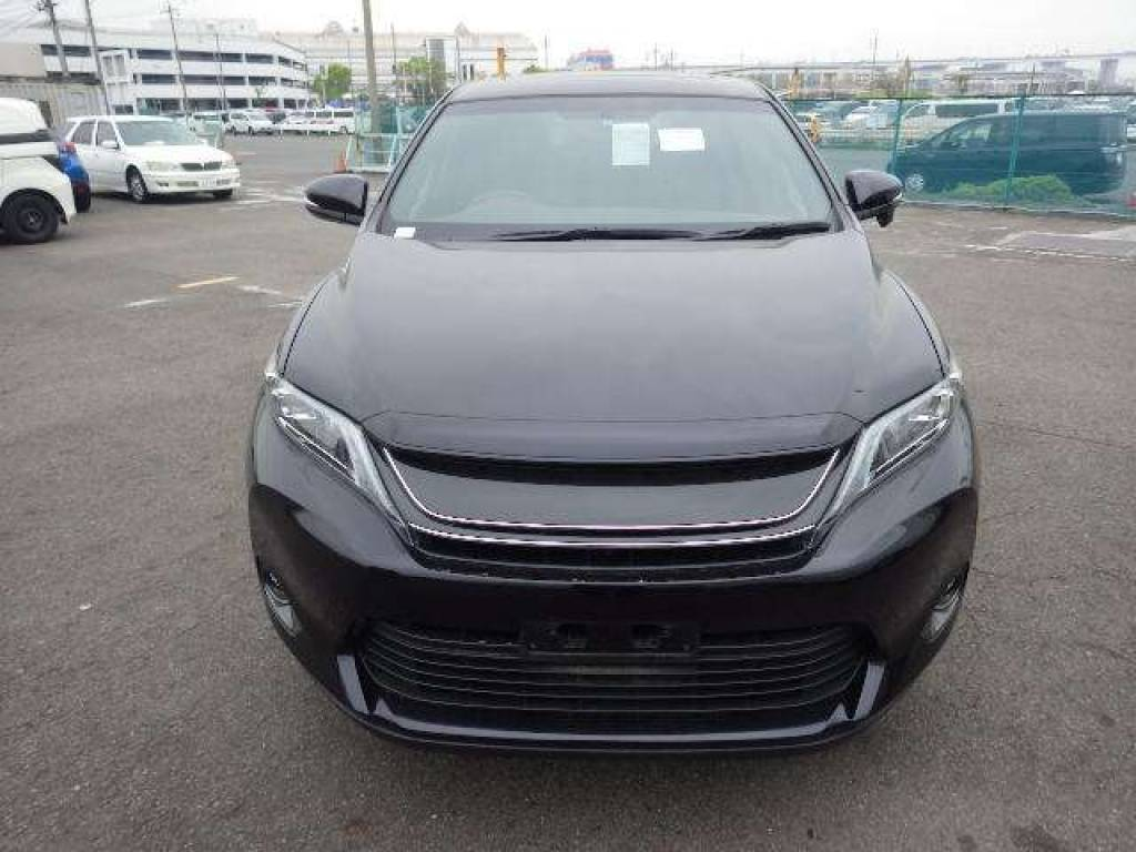 Used 2016 AT Toyota Harrier ZSU60W Image[2]