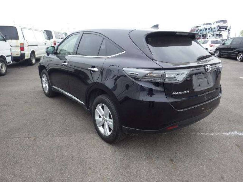 Used 2016 AT Toyota Harrier ZSU60W Image[3]
