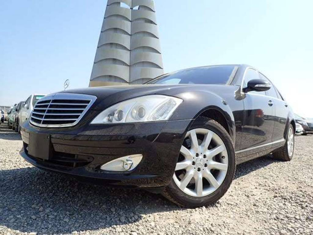 Used 2007 AT Mercedes Benz S-Class 221086 Image[1]