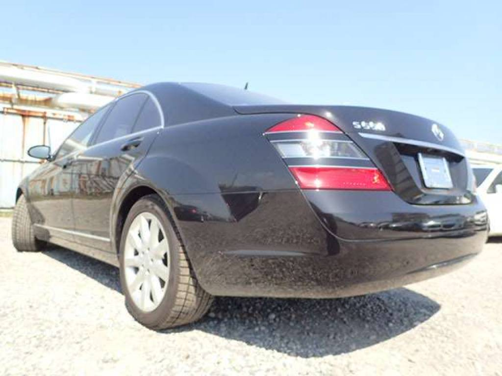 Used 2007 AT Mercedes Benz S-Class 221086 Image[2]