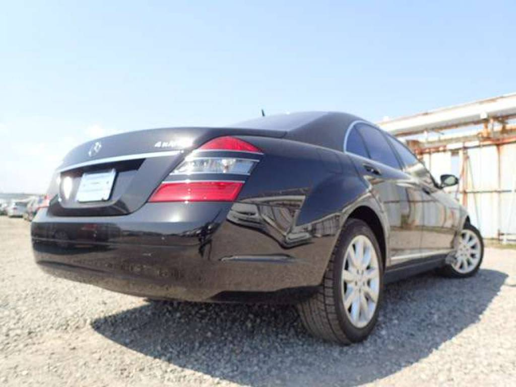 Used 2007 AT Mercedes Benz S-Class 221086 Image[3]
