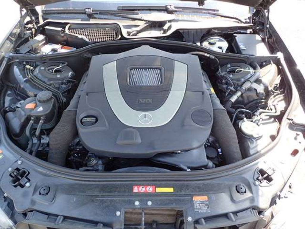 Used 2007 AT Mercedes Benz S-Class 221086 Image[21]