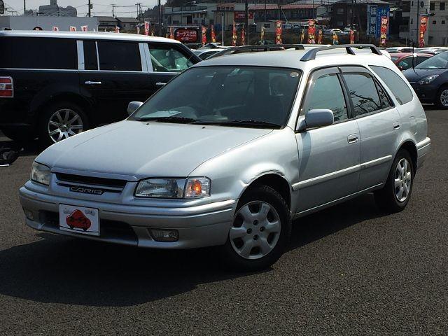 2002 at toyota sprinter carib gf ae115g for sale carpaydiem rh carused jp