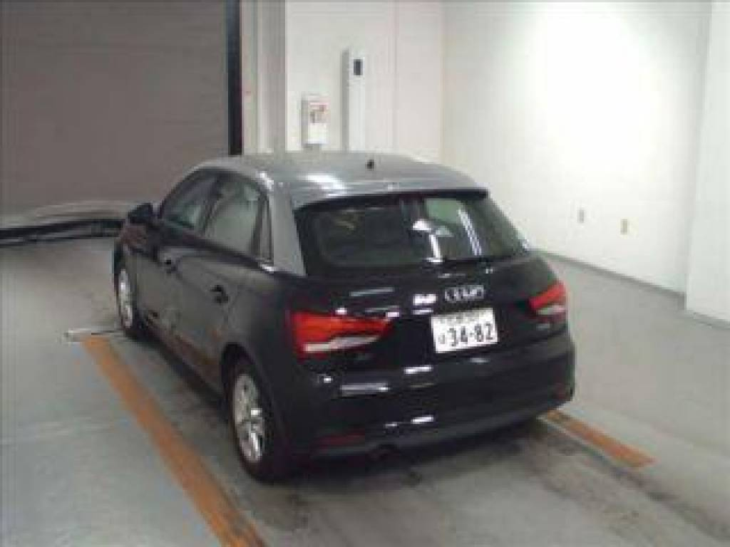 Used 2016 AT Audi Audi Others 8XCHZ Image[1]