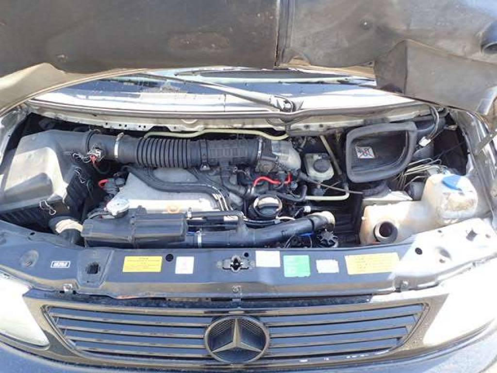 Used 2001 AT Mercedes Benz V-Class V280 Image[30]