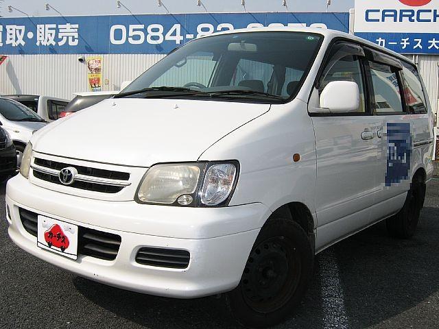 Buy Used 2001 Toyota Townace Noah GF-SR40G (QDQ00041)   Carused.jp 85b9a6b8b1e