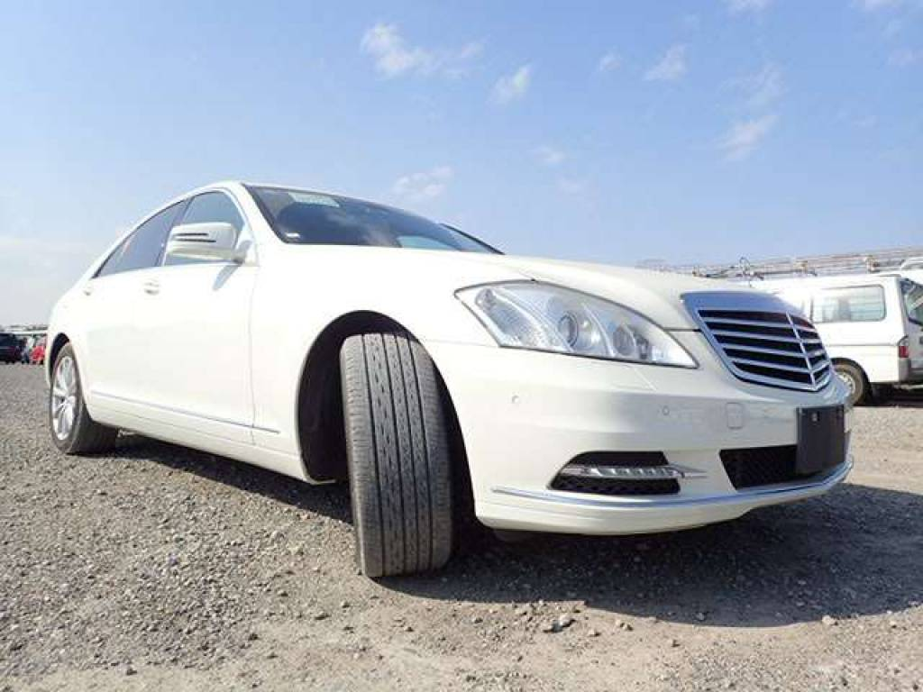 Used 2009 AT Mercedes Benz S-Class 221056