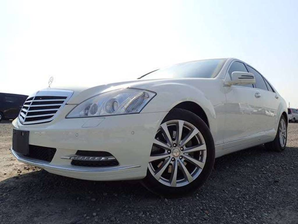 Used 2009 AT Mercedes Benz S-Class 221056 Image[1]