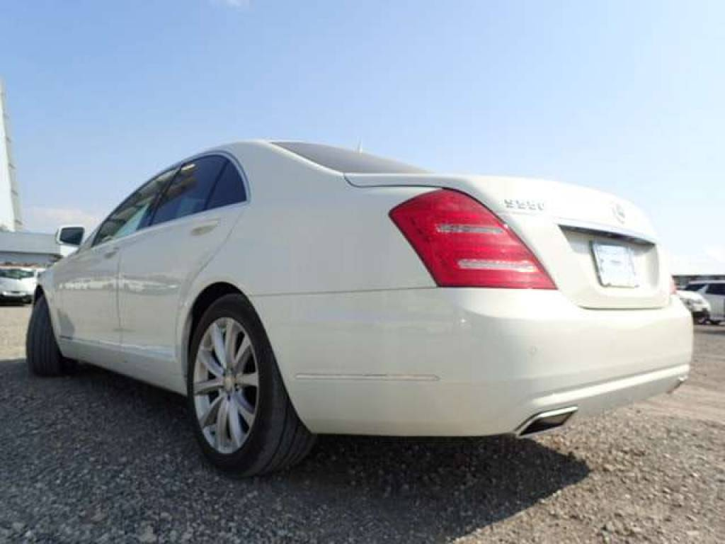 Used 2009 AT Mercedes Benz S-Class 221056 Image[2]