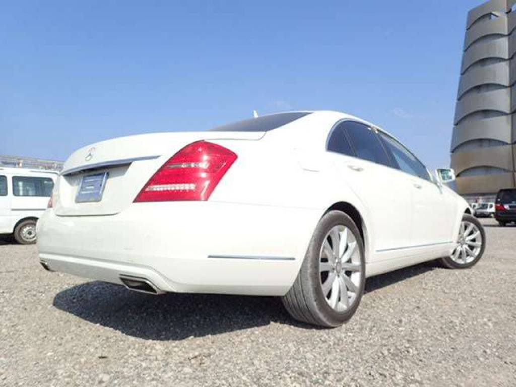 Used 2009 AT Mercedes Benz S-Class 221056 Image[3]